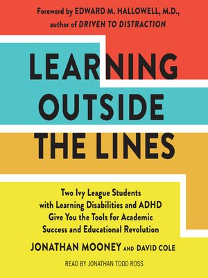 cover image of Learning Outside the Lines