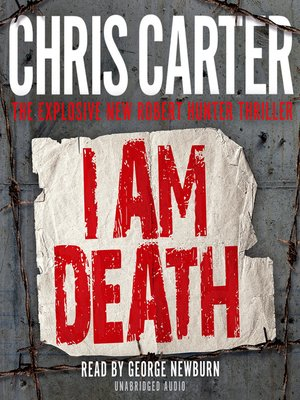 chris carter i am death epub