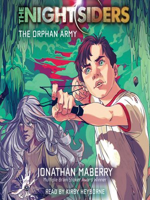 cover image of The Orphan Army