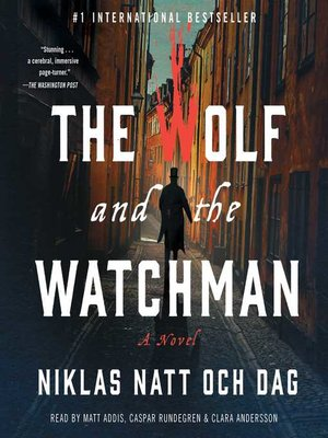 cover image of The Wolf and the Watchman