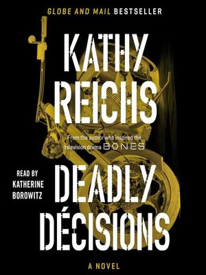 cover image of Deadly Decisions