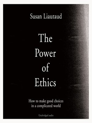 cover image of The Power of Ethics