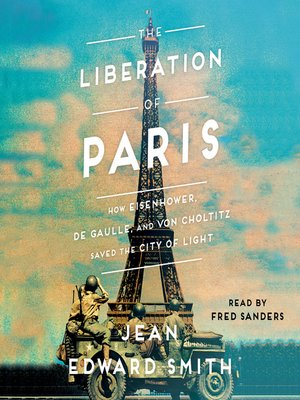 cover image of The Liberation of Paris