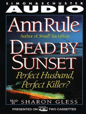 cover image of Dead by Sunset