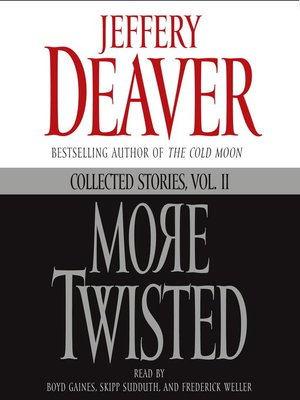 cover image of More Twisted