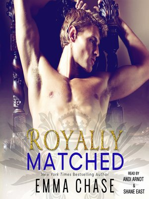 cover image of Royally Matched