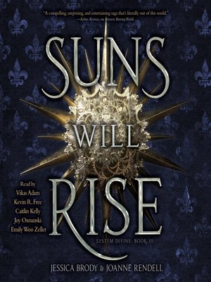 cover image of Suns Will Rise