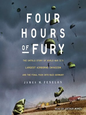 cover image of Four Hours of Fury