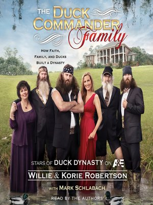 cover image of The Duck Commander Family