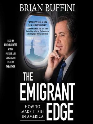cover image of The Emigrant Edge