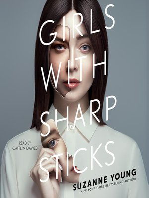 cover image of Girls with Sharp Sticks