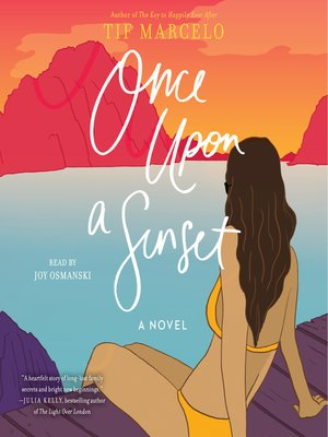 cover image of Once Upon a Sunset