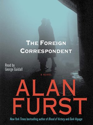cover image of The Foreign Correspondent