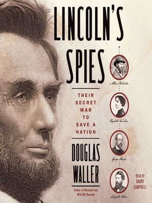 cover image of Lincoln's Spies
