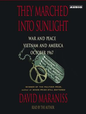 cover image of They Marched Into Sunlight