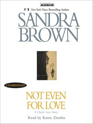 cover image of Not Even for Love