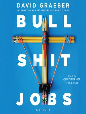 cover image of Bullshit Jobs