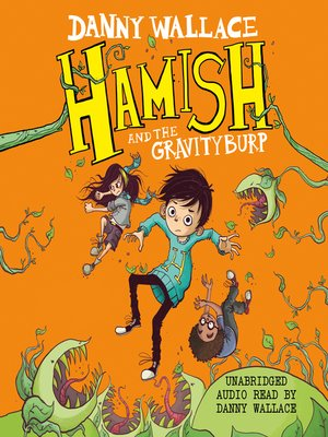cover image of Hamish and the GravityBurp