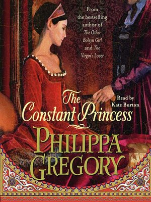 cover image of The Constant Princess