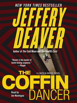 cover image of The Coffin Dancer