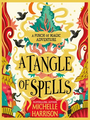 cover image of A Tangle of Spells