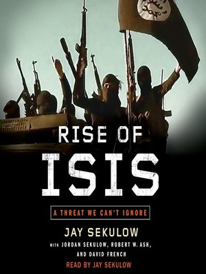 cover image of Rise of ISIS