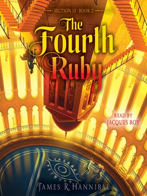 cover image of The Fourth Ruby