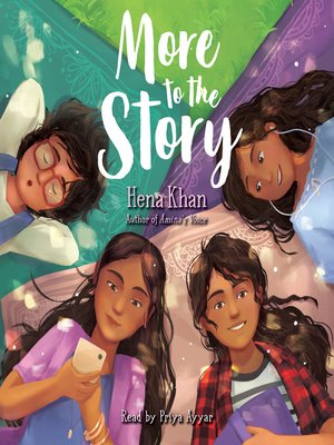 cover image of More to the Story