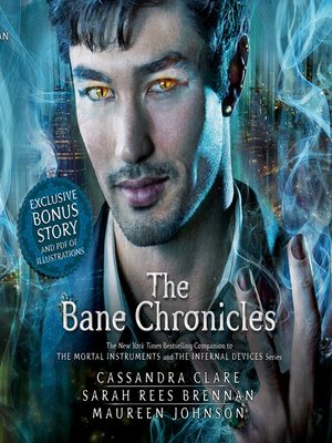 cover image of The Bane Chronicles