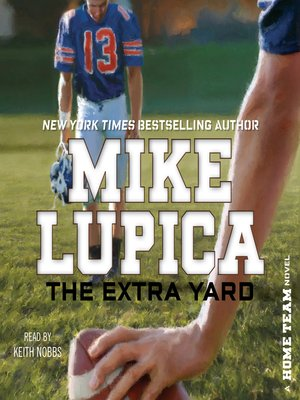 cover image of The Extra Yard