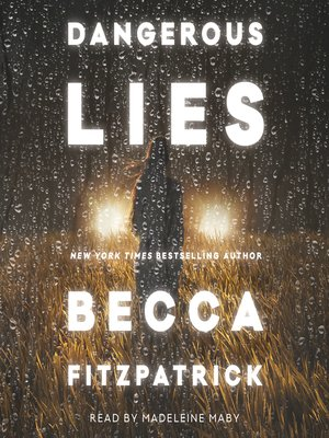 cover image of Dangerous Lies