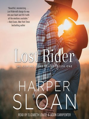 cover image of Lost Rider