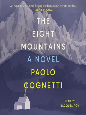cover image of The Eight Mountains