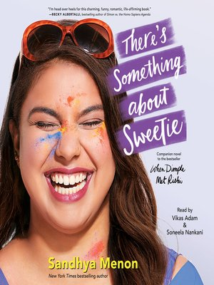 cover image of There's Something About Sweetie