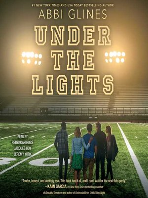 cover image of Under the Lights
