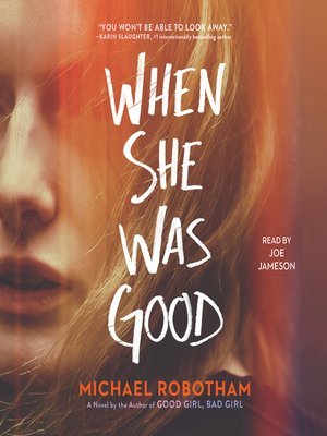 cover image of When She Was Good