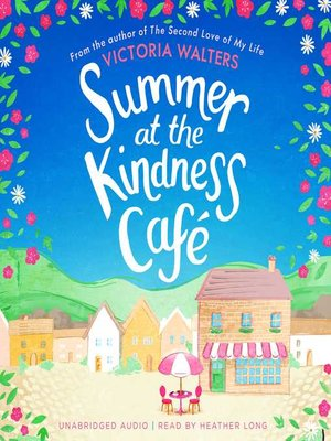 cover image of Summer at the Kindness Cafe