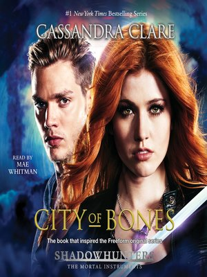 cover image of City of Bones
