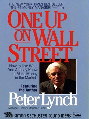 cover image of One Up On Wall Street