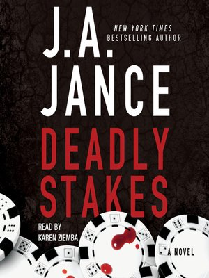 cover image of Deadly Stakes