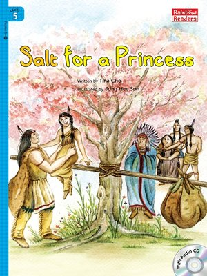 cover image of Salt for a Princess