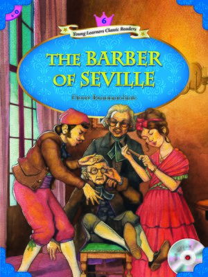 cover image of The Barber of Seville