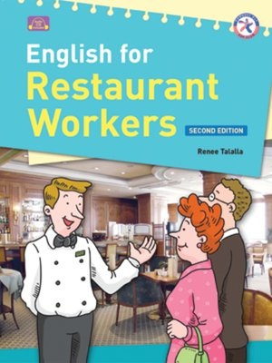 cover image of English for Restaurant Workers