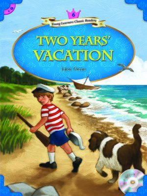cover image of Two Years' Vacatioin