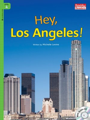 cover image of Hey, Los Angeles!