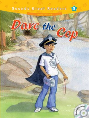 cover image of Dave the Cop