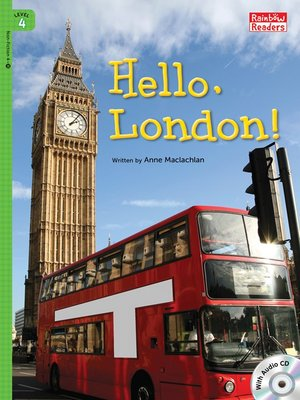 cover image of Hello, London!