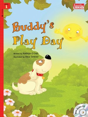 cover image of Buddy's Play Day