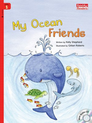 cover image of My Ocean Friends