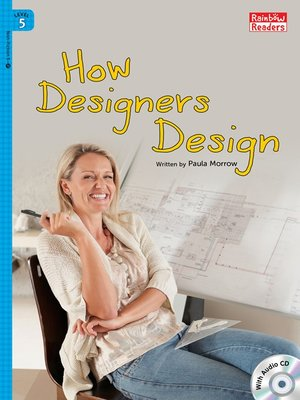 cover image of How Designers Design
